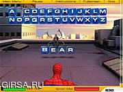 Флеш игра онлайн Приключения человека-паука