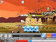 Флеш игра онлайн Bleach Training II