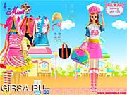 Флеш игра онлайн Барби