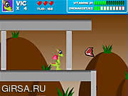 Флеш игра онлайн Vic De Vitaminevreter