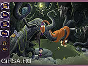 Флеш игра онлайн Nightmares: The Adventures 2 - Who Wants To Frame Hairy De Bully?