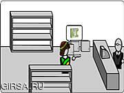 Флеш игра онлайн Опасное ограбление