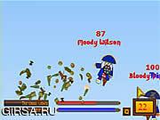 Флеш игра онлайн Пираты / Pirates