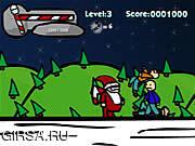 Флеш игра онлайн Defend the North Pole