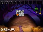 Флеш игра онлайн Кошки Боулинг