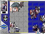 Флеш игра онлайн Головоломка зигзага Manga