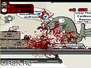 Флеш игра онлайн Пушистое McFluffeinstein 2