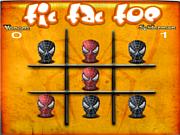 Tic Tac Toe Spiderman