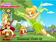 Флеш игра онлайн Тинкербелла