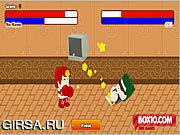 Флеш игра онлайн Малюсенькое рокотание / Tiny Rumble