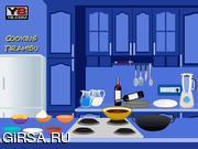 Флеш игра онлайн Готовим тирамису / Tiramisu Sweet Cooking