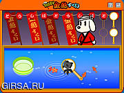 Флеш игра онлайн Рыболовство Tobby / Tobby Fishing