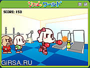 Флеш игра онлайн Tobby Gym