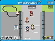 Флеш игра онлайн Гоночная машина Tobby / Tobby Race Car