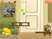Флеш игра онлайн Том и Джерри - Сыр / Tom and Jerry Steel Cheese