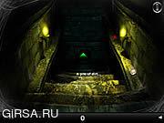 Флеш игра онлайн Храм с сокровищами / Tombscape