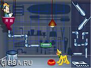 Флеш игра онлайн Приключения Микки Мауса