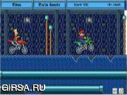 Флеш игра онлайн Toon Enduro Challenge