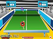 Флеш игра онлайн Мультяшек Настольный Теннис / Toon Table Tennis