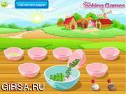 Флеш игра онлайн Торты / Torta