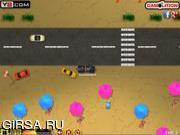 Флеш игра онлайн Припаркуй грузовик