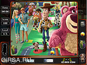 Toy Story 3 - Hidden Objects