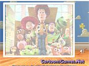 Флеш игра онлайн История игрушек. Пазл / Toy Story Sort My Jigsaw