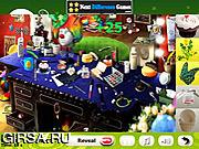 Флеш игра онлайн Игрушка Вселенной Объектов / Toy Universe Find Objects
