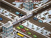 Флеш игра онлайн Traffic Command 3