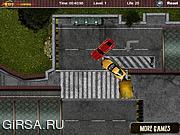Флеш игра онлайн Trailer Parking