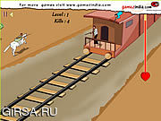 Игра Train Shootout