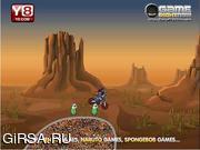 Флеш игра онлайн Трансформеры в мертвой пустыне / Transformers Dead Desert