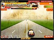 Флеш игра онлайн Transporter 2