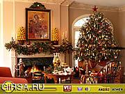 Флеш игра онлайн Охота За Сокровищами-Рождественская Елка / Treasure Hunt-Christmas Tree