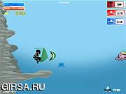 Флеш игра онлайн Treasure Diving
