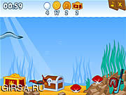 Флеш игра онлайн Океан сокровища