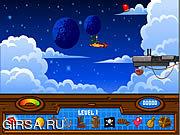 Флеш игра онлайн Treasure Planet - Solar Surfer