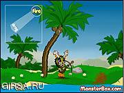 Флеш игра онлайн Триба