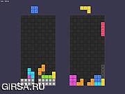 Флеш игра онлайн Трис битве / Tris the Battle