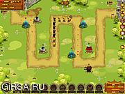 Флеш игра онлайн Троянская война