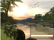 Флеш игра онлайн Тропический Рай