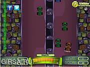 Флеш игра онлайн Водитель грузовика / Truck Drive