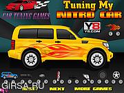 Флеш игра онлайн Скоростной автомобиль