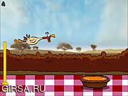 Флеш игра онлайн Турция - Fling