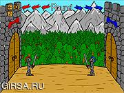 Флеш игра онлайн Турнир Рыцарей