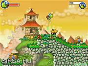 Флеш игра онлайн Turtix