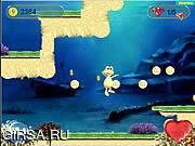 Флеш игра онлайн Turtle Odyssey