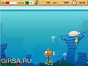 Флеш игра онлайн Подводная Лодка / U-Boat