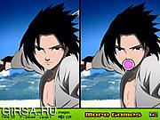 Uchiha Sasuke Differences
