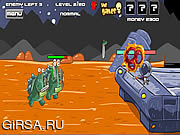 Флеш игра онлайн Ultimate Gear War
